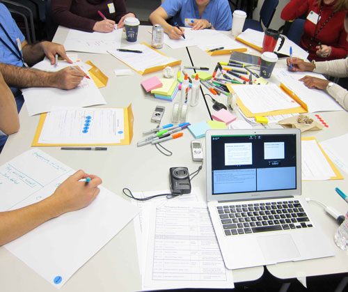 Participatory Design Workshops